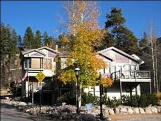 Great in Town Location - Only 4 Blocks to Main Street (13160) - Breckenridge vacation rentals