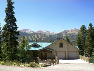 Large Decks - Overlooks Peaks 7, 8, and 9 (13260) - Breckenridge vacation rentals