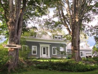 Charming Vt. Farmhouse with spectacular mt. views - Saxtons River vacation rentals