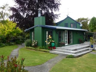 TroutBeck fishing lodge - Turangi vacation rentals
