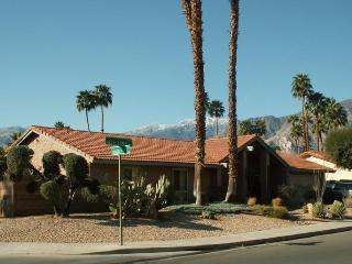 Gorgeous Home - Pool/Spa/Tennis - Sleeps 8 - Palm Springs vacation rentals