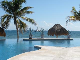 Spectacular Oceanfront Villa on the Mayan Riviera - Puerto Morelos vacation rentals