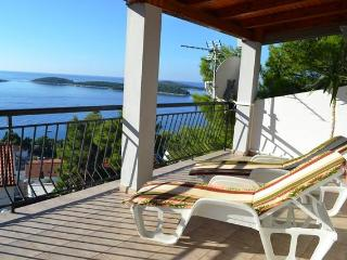 Apartment Antonija - Hvar-beautiful sea view - Hvar vacation rentals