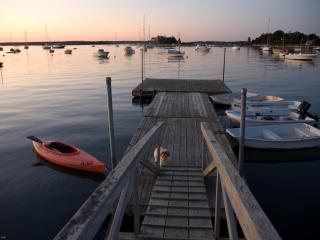 Waterfront Home: Tennis Court, 2 Decks, Boat Dock - Cataumet vacation rentals