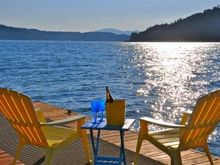 Hood Canal Jewel/ Carriage House w/ Brillant View - Hoodsport vacation rentals