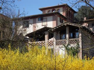 Villa Caprera, Siena Farmhouse. Casa Borgianni. - Siena vacation rentals