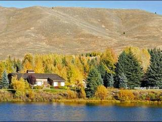 Peaceful Lakefront Location - Beautiful Mountain Views (1122) - Sun Valley vacation rentals