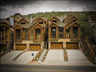 Timber Accents Throughout - Walk to Main Street (24643) - Park City vacation rentals