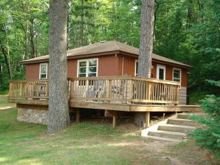 Northern Wisconsin 2 Bedroom Cabin - Lac du Flambeau vacation rentals