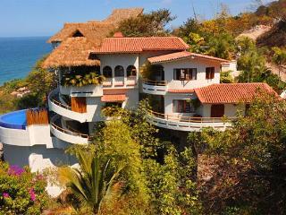 SPECTACULAR OCEAN VIEW VILLA - Sayulita vacation rentals