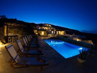 Mykonos Panormos - 2BD Shared Pool Villa - Panormos vacation rentals