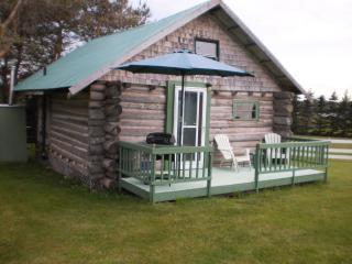Island Life, Brackley Beach, 2 Bedroom Log Cabin - Prince Edward Island vacation rentals