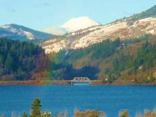 Gorge's Best Viewhouse, downtown HR, VIEWS ! - Mosier vacation rentals
