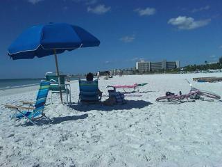 Luxury Condominium at Siesta Dunes Beachside - Sarasota vacation rentals