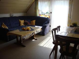 Vacation Apartment in Gunzenhausen - 753 sqft, playset, sauna (# 2547) - Ansbach vacation rentals