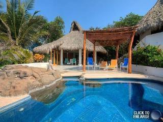 Exotic, Elegant Oceanfront Palapa - Riviera Nayarit vacation rentals