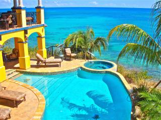 WOW!  Oceanfront luxury with fabulous pool & spa ! - Saint Croix vacation rentals