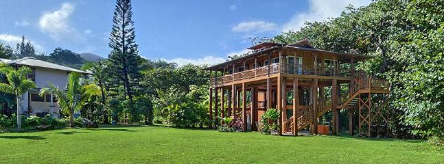 Tropical Bamboo Hideaway - Image 1 - Haena - rentals