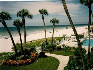 Ocean Front condo in Indian Shores/Clearwater - Indian Shores vacation rentals