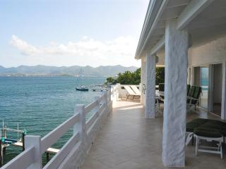 Seachest at Cote D'Azur Marina, Cupecoy, Saint Maarten - Waterfront, Boat Dock - Cupecoy vacation rentals