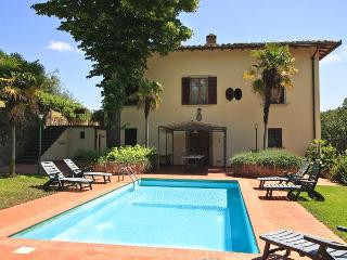 Villa il Castellaccio farmhouse chianti with pool - Chianti vacation rentals