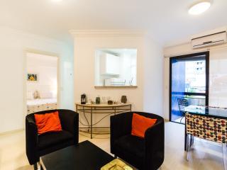 Modern 1 Bedroom Apartment in Vila Olimpia - Sao Paulo vacation rentals