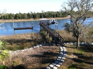 Charleston Waterfront Home with Dock - Summerville vacation rentals