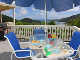 La Bella Villa: Perfect views, breezes and charm! - Coral Bay vacation rentals