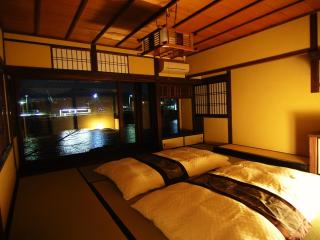 Amazing river view house with the cypress bath - Kyoto vacation rentals
