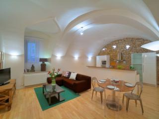 Two-Bedroom Vault Apartment - Nova Bystrice vacation rentals