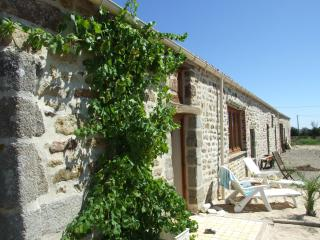 Luxury 17th century barn 8 mins to the  beaches - Longeville-sur-mer vacation rentals