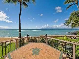Summer Rate $140 per night!! Steps to the Ocean!! - Lahaina vacation rentals