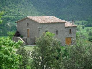 Casa Puigdesala - Farmhouse in Catalonia, Spain - Castelltercol vacation rentals
