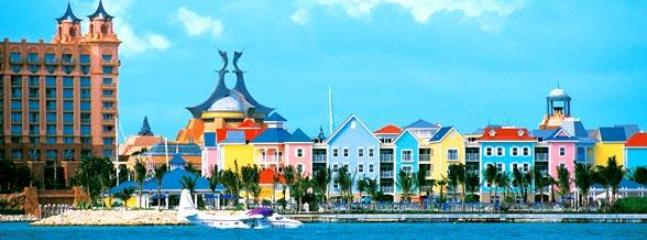 Harborside Vacation Rental in the Bahamas - Image 1 - Paradise Island - rentals