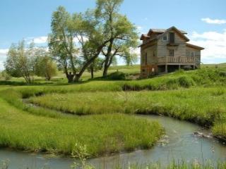 Ten Mile Creek Cabin - Big Timber vacation rentals