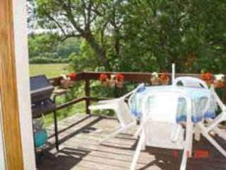 """PRIVATE PATIO - EN LA MARRE APARTMENT """"GAMAY"""" - BURGUNDY - Saint-Maurice-lès-Couches - rentals"""