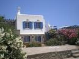 Typical Greek island house in Tinos with sea view - Siros vacation rentals