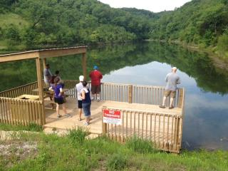 Secluded, Private Lake,  Trails, 1 mile to SDC - Branson vacation rentals