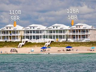 N. Shore Dr. 110B Oceanfront! | Community Pool, Elevator, Jacuzzi, Internet, Linens Provided - Surf City vacation rentals