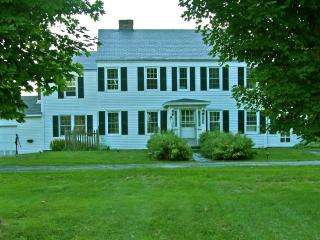 Hist. Lake Bomoseen Home,22+Acres, Pvt Waterfront - Benson vacation rentals