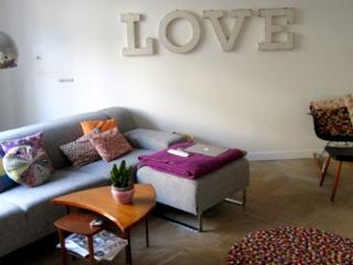 Large Copenhagen apartment close to Valby Station - Copenhagen vacation rentals