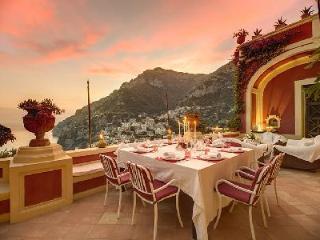 Luxurious Villa Dorata - Enjoy the Sea-View Terrace & Rare Full-Service Private Spa - Positano vacation rentals