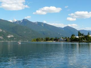 Kootenay Lake Waterfront Condo - Ainsworth Hot Springs vacation rentals