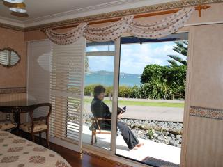 The Tindalls Suite: Affordable Beachfront B&B - Leigh vacation rentals