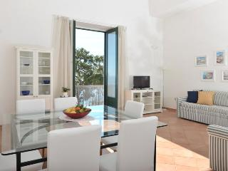 La Tuga - Sea front apt in historical building - Minori vacation rentals