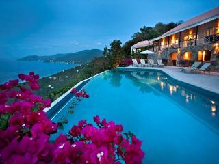 St. Bernard's Hill House at St. Bernard's Hill, Belmont, West End - Tortola vacation rentals