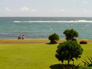 Remodeled Oceanfront Condo, Central East Shore at - Anahola vacation rentals