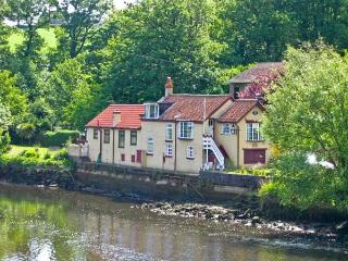 WATERLOO COTTAGE ANNEXE river side location, pet friendly cottage in Ruswarp Ref 12240 - Goathland vacation rentals