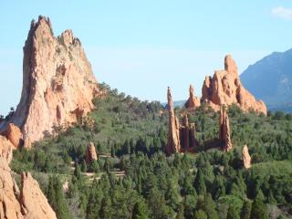 PIKES PEAK COTTAGE By Garden Of The Gods, Mtn View - Colorado Springs vacation rentals