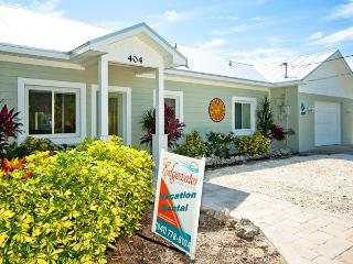 Casa Rosa! Canal Front Home With Pool And Dock - Anna Maria Island vacation rentals